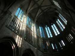 The Choir, Mont Saint-Michel