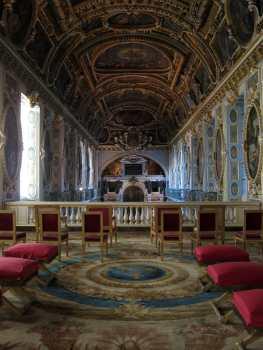 Chapelle de la Trinité, Château de Fontainebleau