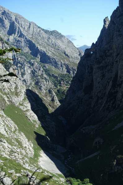 View from El Castillo