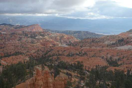 View of Sinking Ship from Sunrise Point, Bryce Canyon National Park