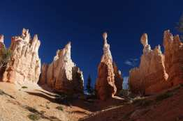 Hoodoos on Peekaboo Loop