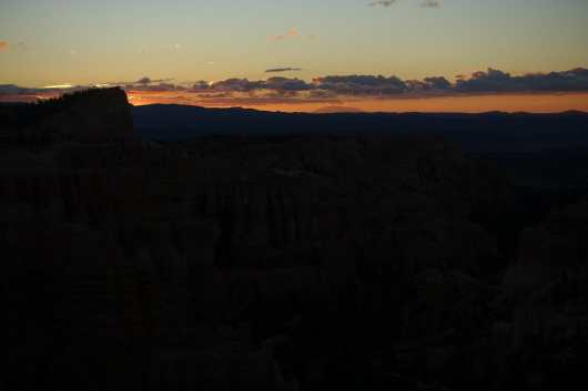 Dawn and Sinking Ship, Fairyland Loop, Bryce Canyon National Park