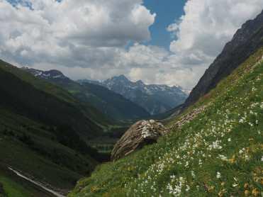 Italian Val Ferret