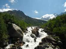 Torrent de Bionnassay