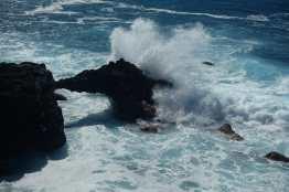 Arch along the Waiʻanae Coast