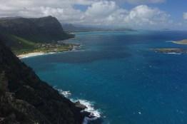 Oahu coast view from Makapu'u Point