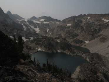 The bowl, Sawtooth Wilderness