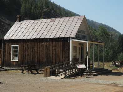 Custer Ghost Town