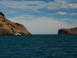 Akaroa Harbor