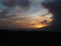 Sunset along the Kapalua Coastal Trail