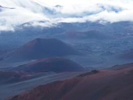 Morning at Haleakalā