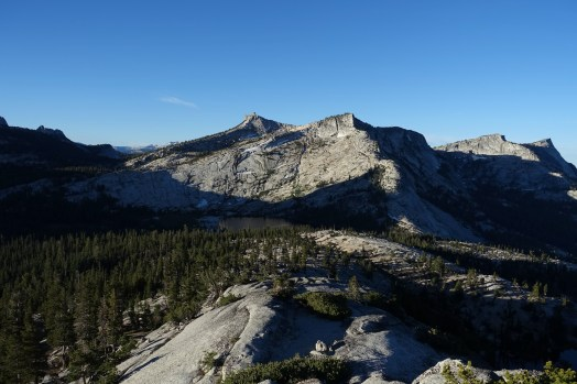 Morning above Lower Cathedral Lake