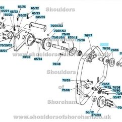 Qualcast Classic 35s Parts Diagram Mazda Tribute Wiring Electric 30 F016 L80 591 Spares And Spare