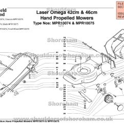 Qualcast Classic 35s Parts Diagram 2000 Vw Golf Stereo Wiring Mp83703 Mp83704 Mountfield Empress 18 Machine For