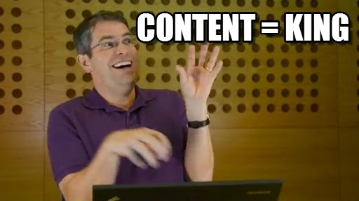 content = king
