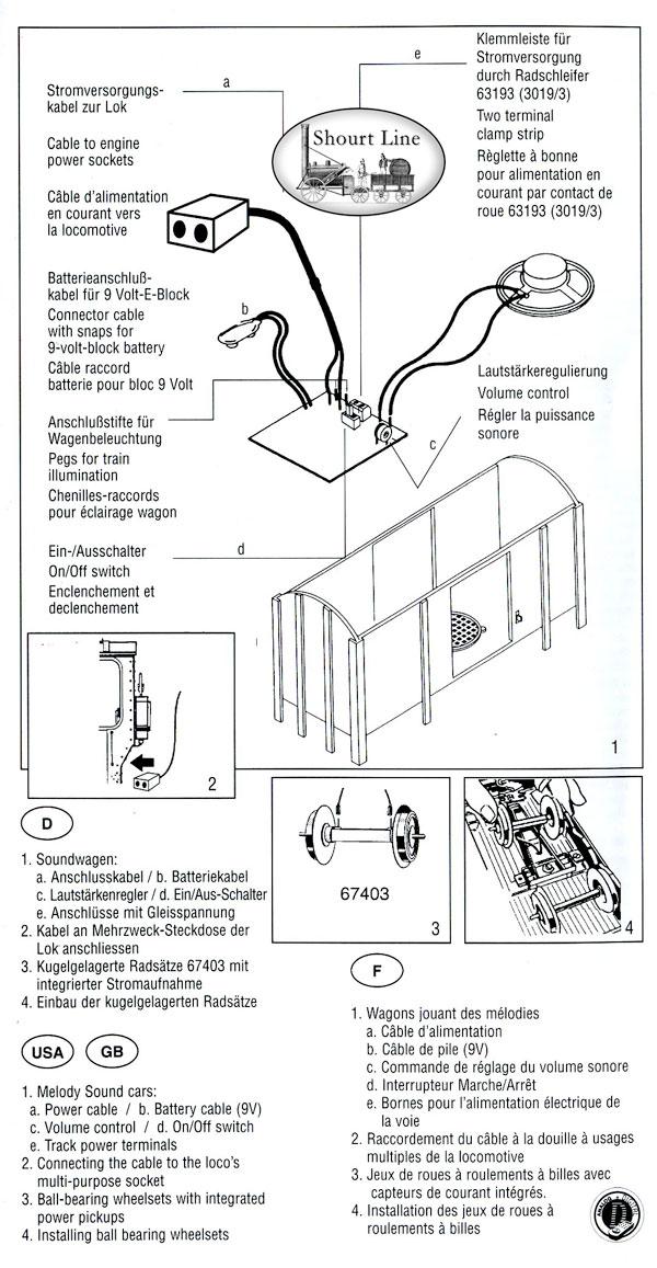 Wiring Schematic Lgb Locomotive : 31 Wiring Diagram Images