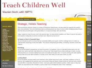 TeachWellNow.blogspot.com