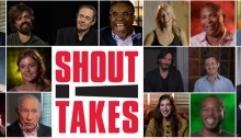 Shout!takes podcast