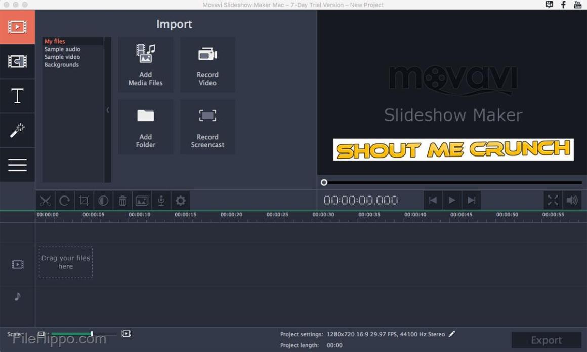 Movavi Slideshow Maker for Mac Review