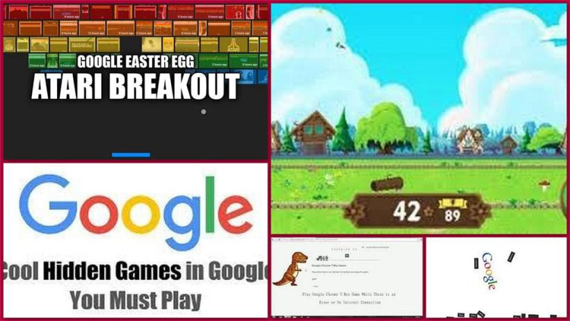 5-Google-Games