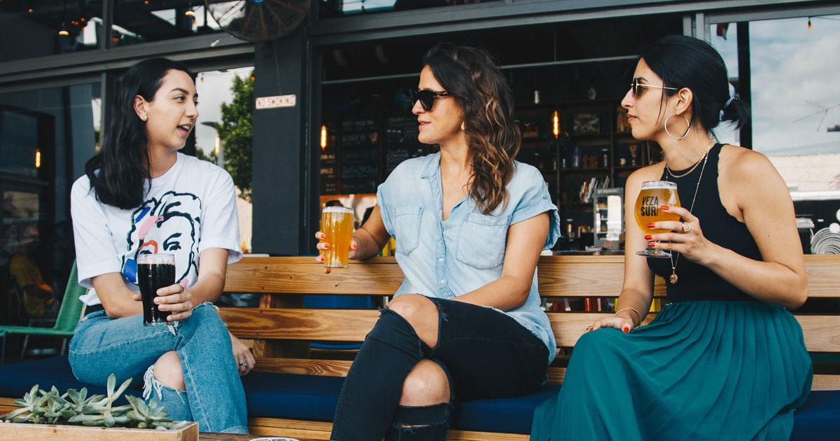 Top 4 Reasons Women are Drinking Alcohol More Today