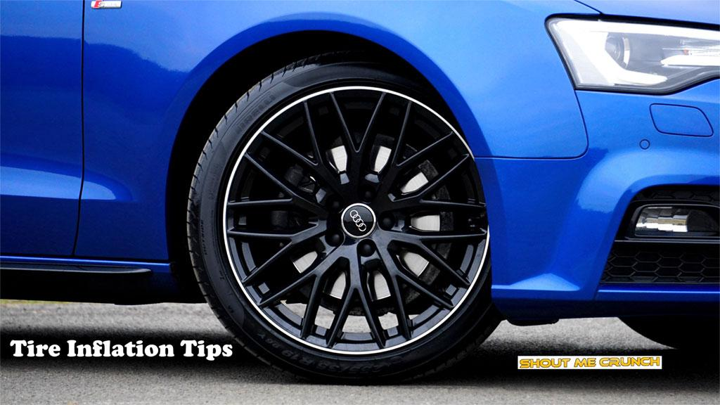Tire Inflation Tips
