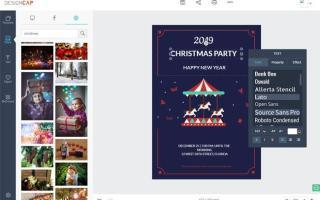 Christmas Banner Maker