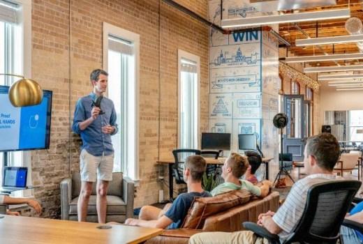 Million-Dollar Startup