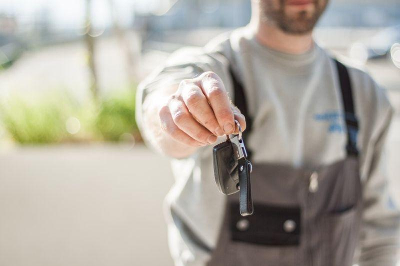 Lost Your Only Car Key