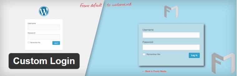 How to create WordPress Custom Login Page - Custom Login