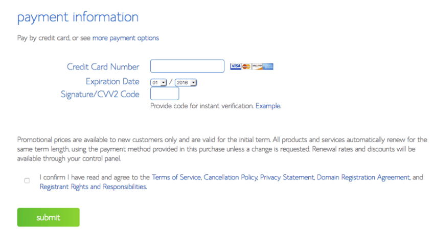 hosting-payment-confirmation