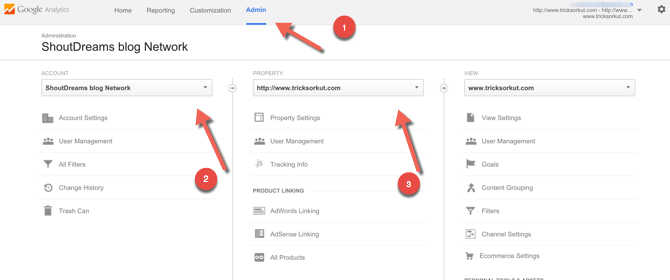 How to Delete an Account from Google Analytics