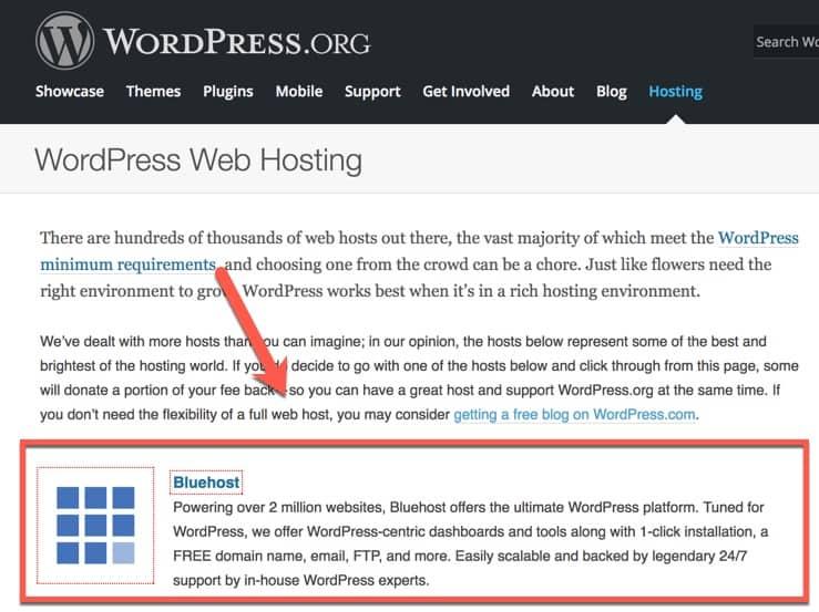 good web host