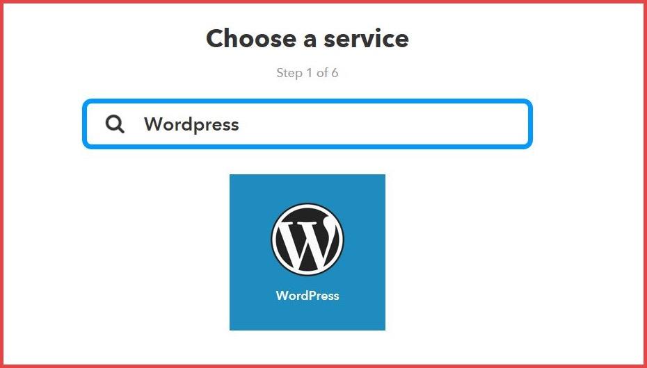 Create Applets for WordPress
