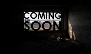"Window frame containing text ""coming soon"""