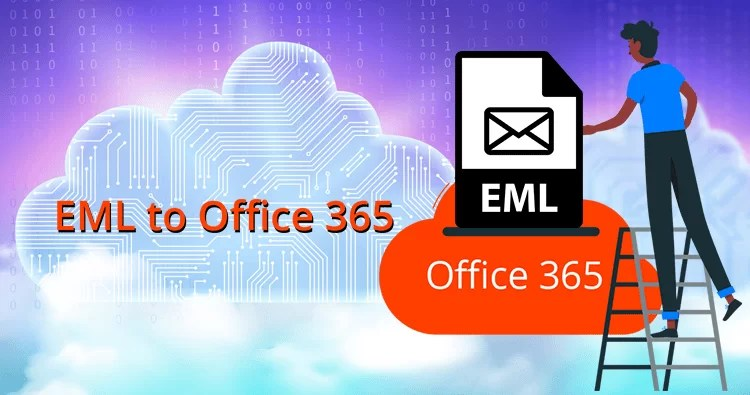 EML to Office 365 migration