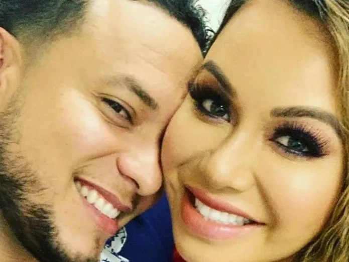 Frida Sofía and the violent insults to Lorenzo Méndez husband of Chiquis Rivera (Instagram)