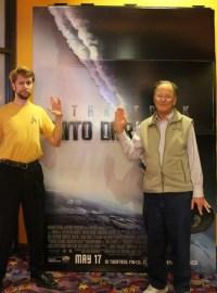 Star Trek Into Darkness opening night