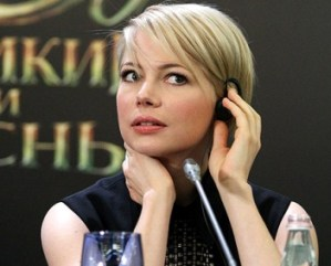 Michelle Williams Splits with Jason Segel But Style Continues in Moscow