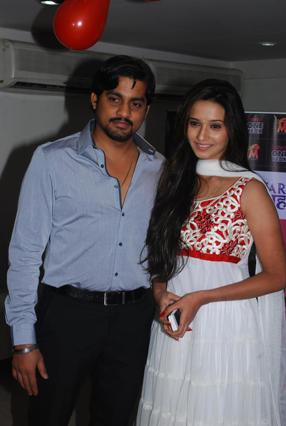Sangram and Shivani Surve-showbizbites