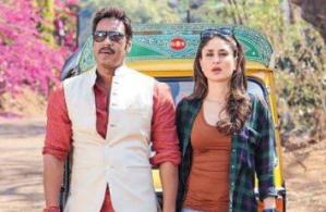 Ajay Devgn Completes Satyagraha Shooting and All Set for London