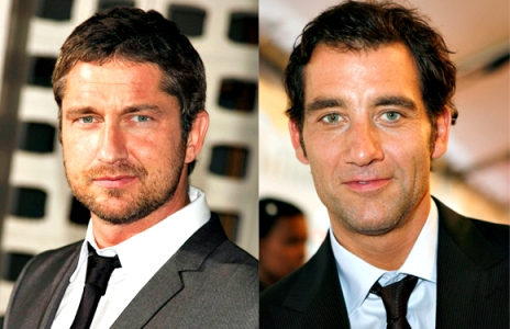 Clive Owen and Gerard Butler