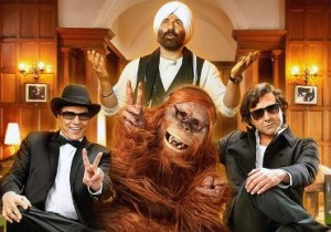 Yamla Pagala Deewana 2 Opens to Good Occupancy