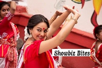 Sonakshi Sinha as a Bengali in Bullett Raja-Showbizbites02