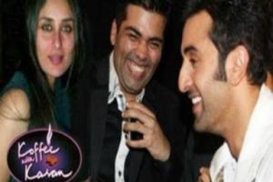 Ranbir Kapoor and Kareena Kapoor on Koffee with Karan