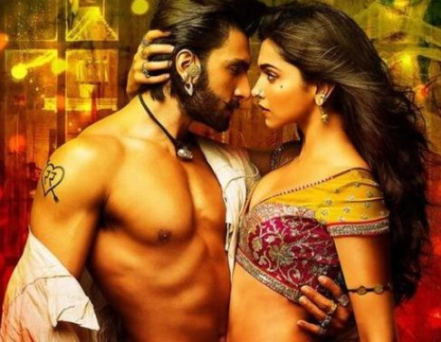 Deepika Padukone Latest Hot Stills Pics Images in Ram Leela