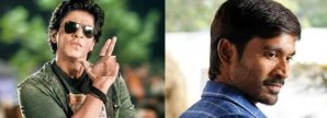 Kolaveri D Famed Dhanush Replaces Shah Rukh Khan in Balki's Upcoming Movie