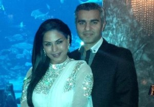 Veena Malik to Tie the Knot with Gold Tycoon Boyfriend Umar Farooq