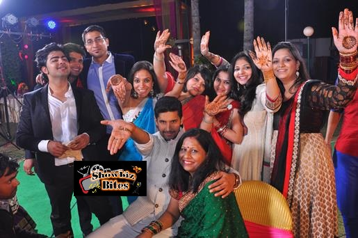 Ravi Dubey's Mehndi-Delhi-Showbizbites