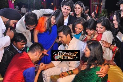Ravi Dubey's Mehndi-showbizbites